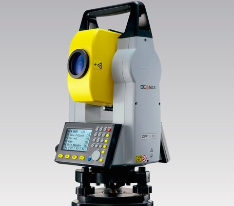 Máy toàn đạc điện tử Geomax Zipp 10 Pro