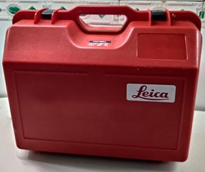 Hộp đựng máy toàn đạc Leica